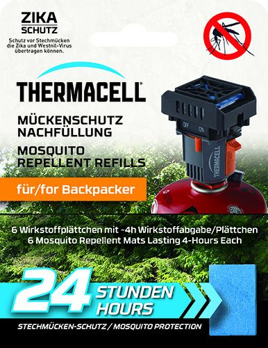 ThermaCell® Backpacker BP24