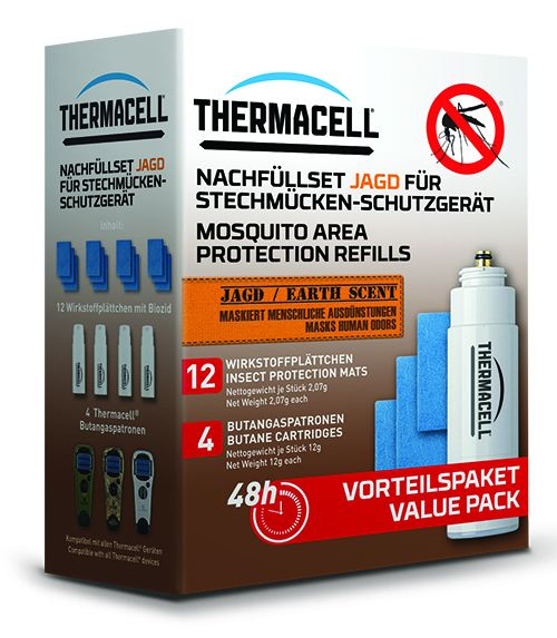 ThermaCell® Nachfüllpackung E-4