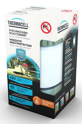 ThermaCell® Scout-Laterne MR-CLC